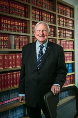 Law firm corporate portrait