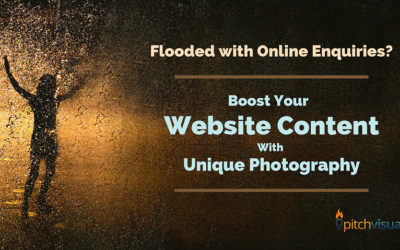 Boost Your Website's Content With Unique Photography