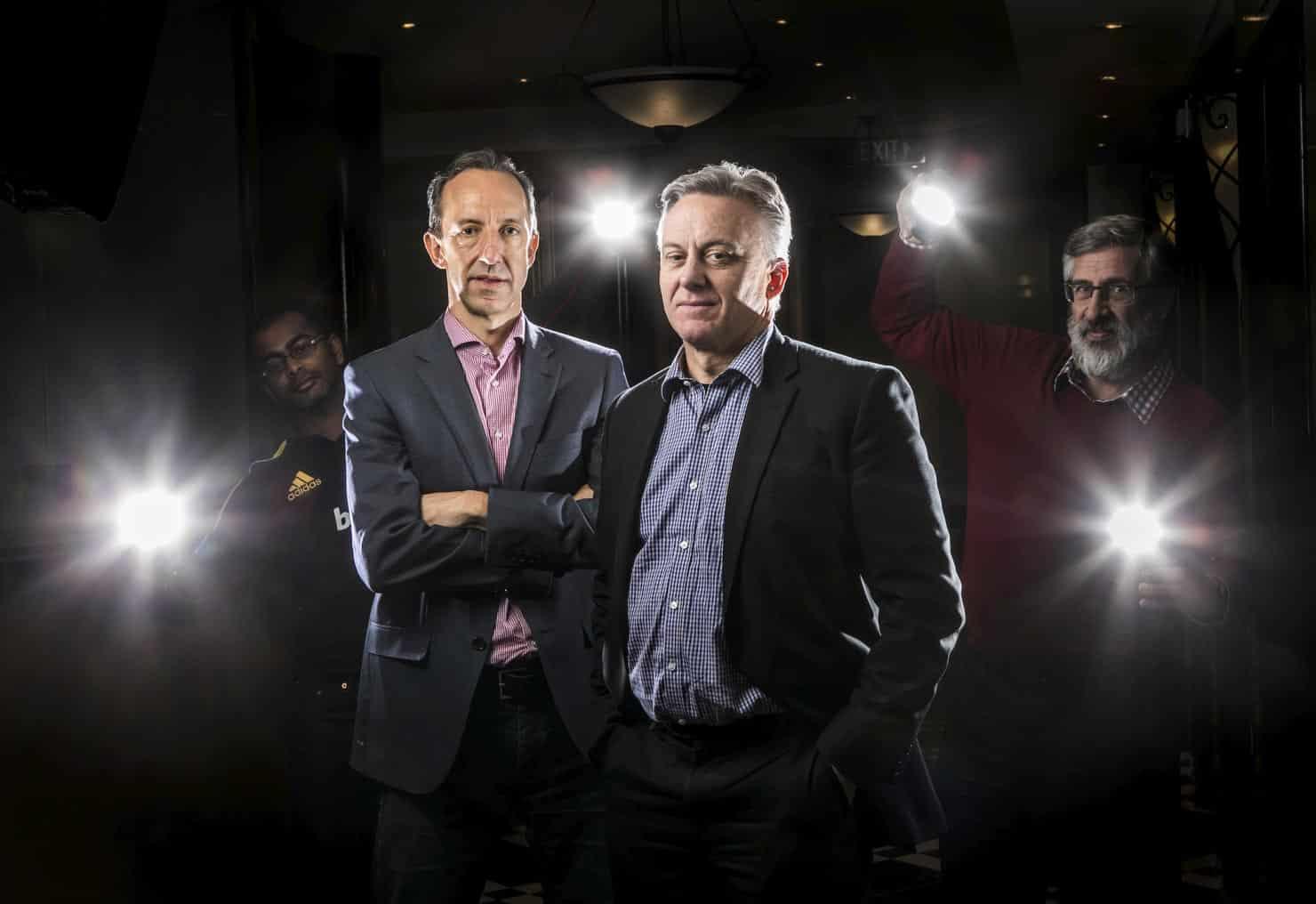 Bid Energy start-up entrepreneurs