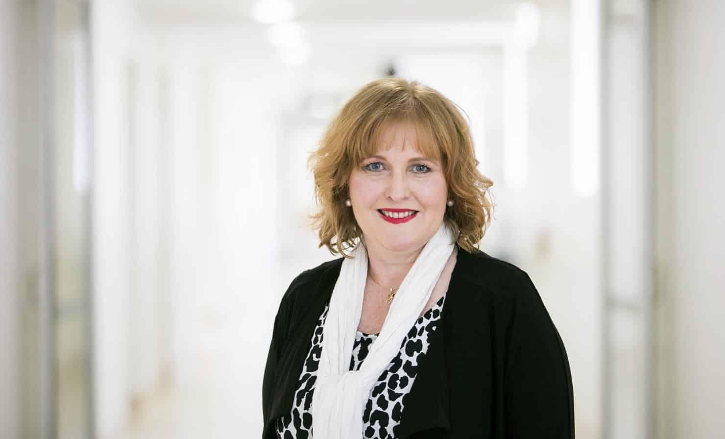 Woman corporate portrait
