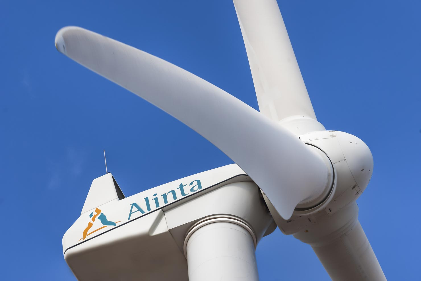 Alinta wind turbine