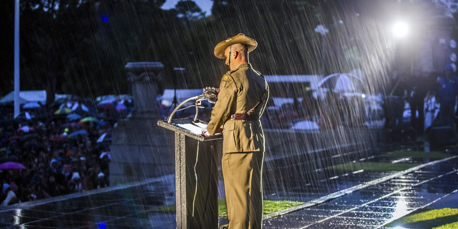 Public Event Photography, ANZAC Day