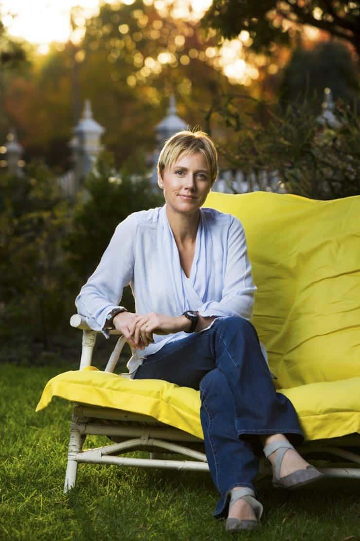 ABC journalist Zoe Daniels