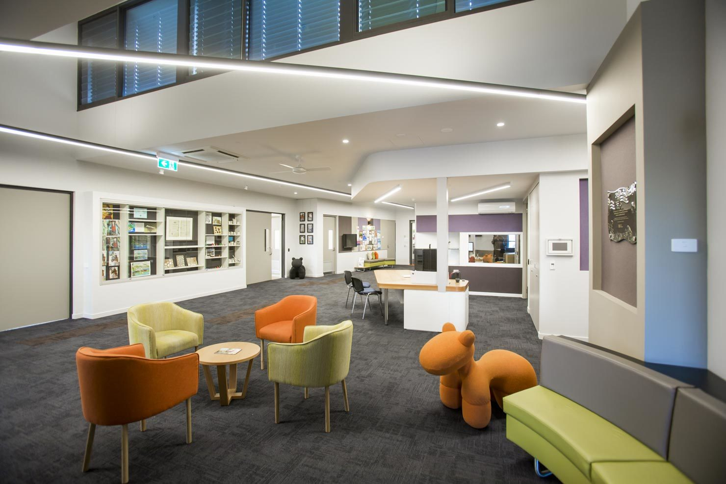 Commercial Property Interior