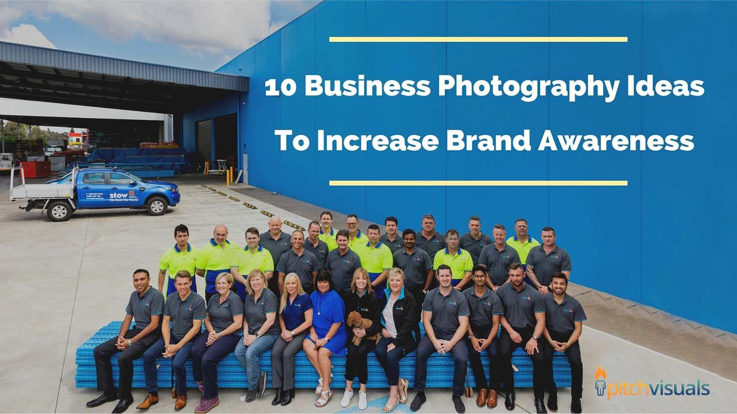 Business Photography To Increase Brand Awareness