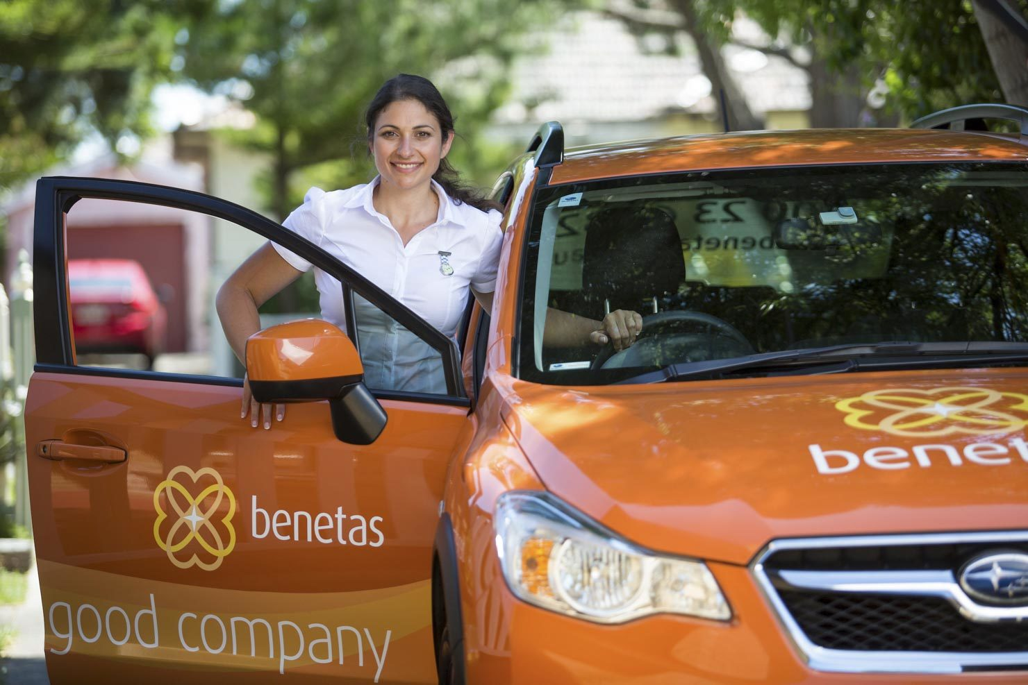 Benetas health services staff