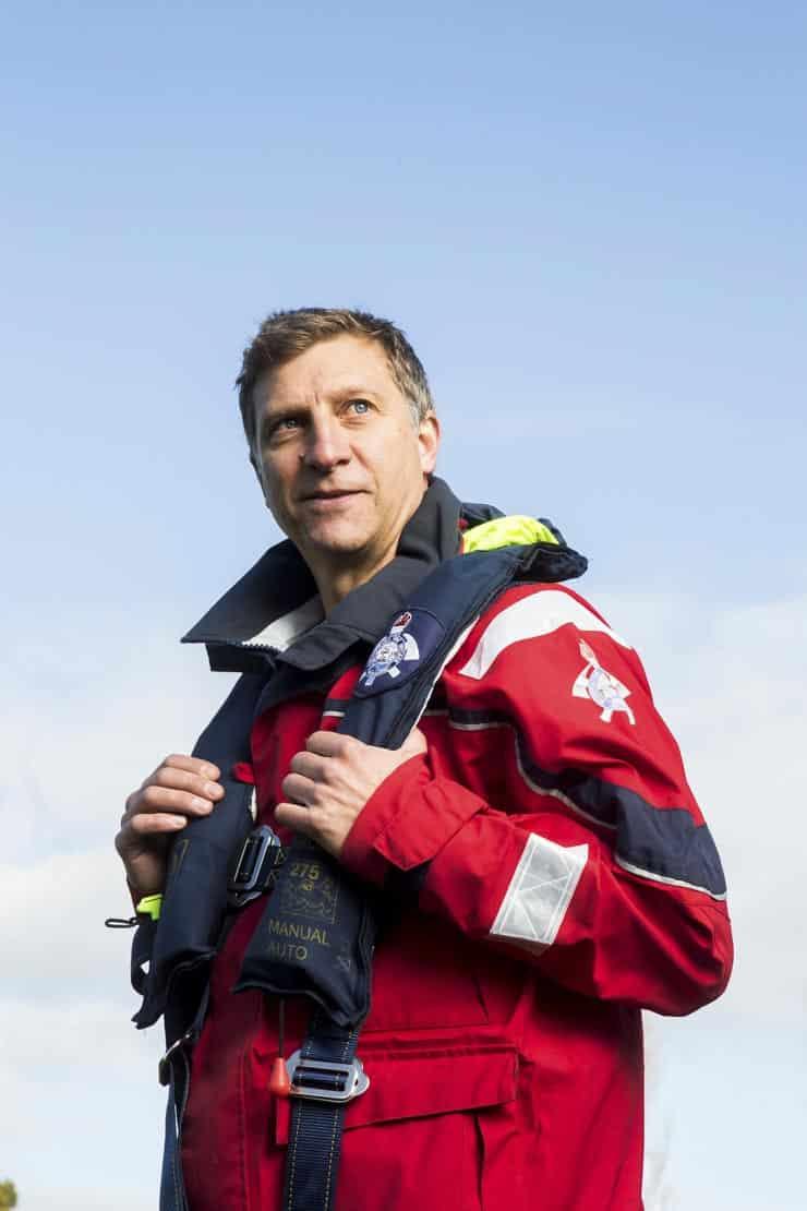 Melbourne Fire Brigade officer