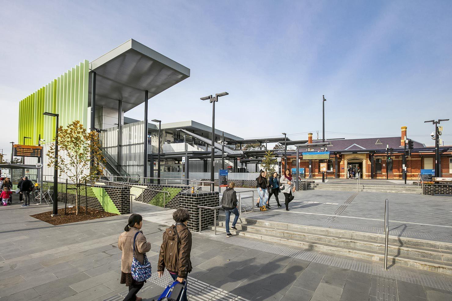 Ringwood Railway/Train Station