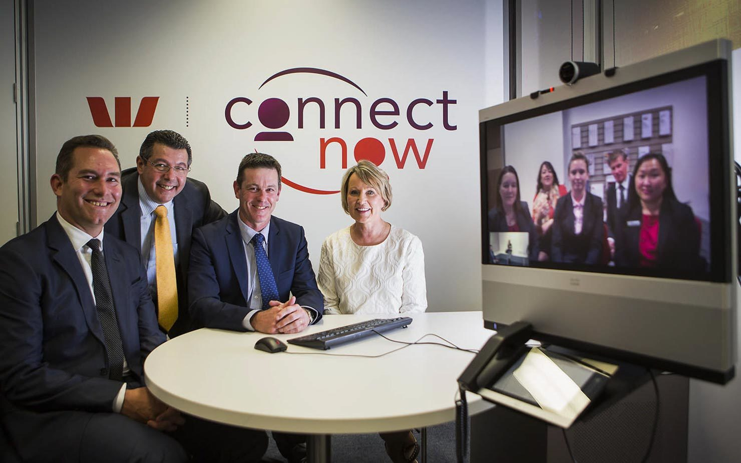 Westpac connect now launch